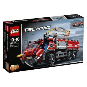 Lego - 42068 - Le véhicule de secours de l'aéroport (340310)