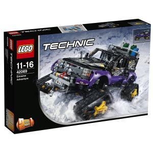 Lego - 42069 - Le véhicule d'aventure extrême (340312)
