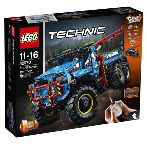 Lego - 42070 - La dépanneuse tout-terrain 6x6 (340314)