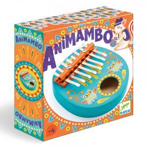Djeco - DJ06019 - Animambo - Kalimba (340326)