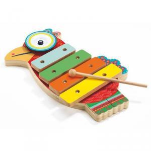 Djeco - DJ06018 - Animambo - Cymbale et xylophone (340328)