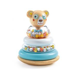 Djeco - DJ06104 - Baby blanc -  BabyStacki* (340368)
