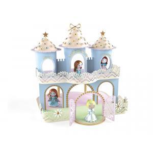 Djeco - DJ06769 - Princesse Ze Princesses Castle* - Arty Toys (340434)