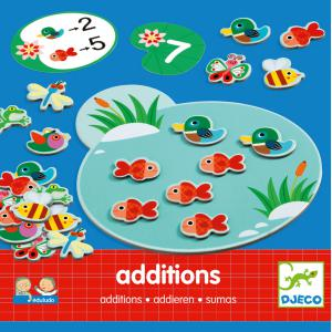 Djeco - DJ08312 - Eduludo eduludo additions (340478)