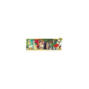 Disney - DJ07259 - Puzzle silhouettes Blanche neige - 50 pièces (340484)