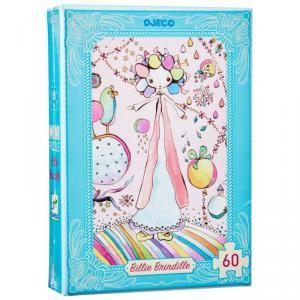 Djeco - DJ07674 - Mini puzzles billie brindille - 60 pièces (340498)