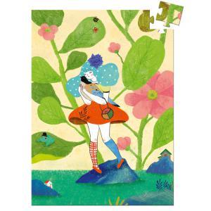 Djeco - DJ07676 - Mini puzzles miss chichi - 60 pièces (340500)