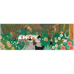 Djeco - DJ07606 - Puzzles Gallery liberty - 200 pièces (340504)