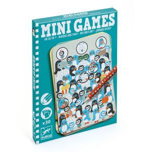 Djeco - DJ05332 - Mini Games -  Où es tu? (340522)