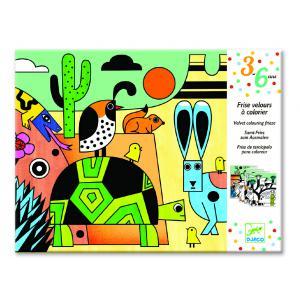 Djeco - DJ09627 - Coloriages des petits - Colorado* (340578)