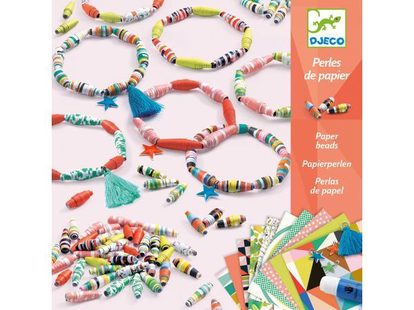 Papier créatif - bracelets de printemps *