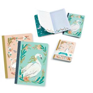 Djeco - DD03580 - Petits Carnets - Lucille - 2 carnets (340750)