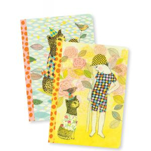 Djeco - DD03583 - Petits carnets - Elodie - 2 carnets (340756)