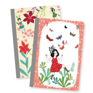 Djeco - DD03584 - Petits Carnets - Chic - 2 carnets (340758)