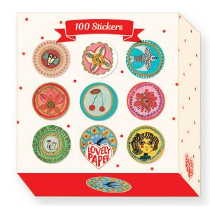 Djeco - DD03703 - Décalcos / Stickers - Aurélia - 100 Stickers (340780)
