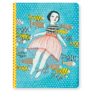 Djeco - DD03555 - Cahier Elodie (340808)
