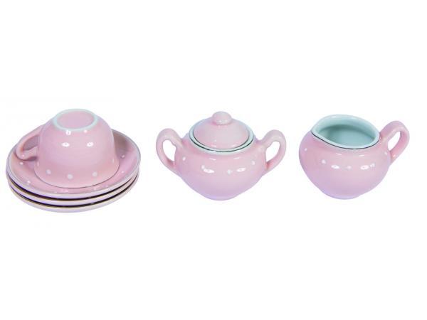 Valise service à thé il était une fois