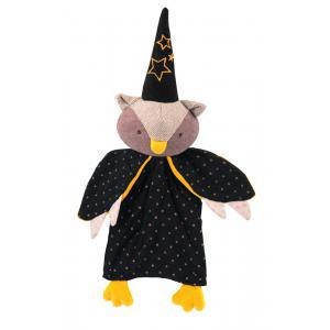Moulin Roty - 711343 - Marionnette hibou Le magicien Il était une fois (340886)