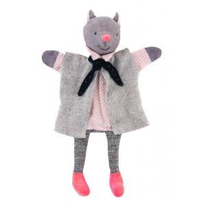 Moulin Roty - 711342 - Marionnette chat Le galant Il était une fois (340888)
