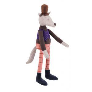 Moulin Roty - 711326 - Mini poupée loup Le gentleman Il était une fois (340896)