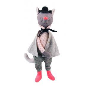 Moulin Roty - 711322 - Poupée chat Le galant Il était une fois (340904)