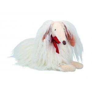 Moulin Roty - 710544 - Chien blanc Scarlette Les Coquettes (341126)