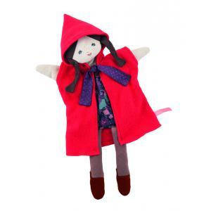 Moulin Roty - 711344 - Marionnette Le petit chaperon rouge Il était une fois (341136)