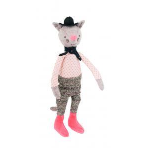 Moulin Roty - 711327 - Mini poupée chat Le galant Il était une fois (341140)