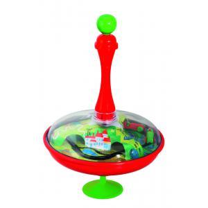 Moulin Roty - 720384 - Toupie globe voitures Les jouets métal (341164)