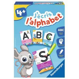 Ravensburger - 24083 - Jeux éducatifs J'écris l'alphabet - 4 ans + (341216)