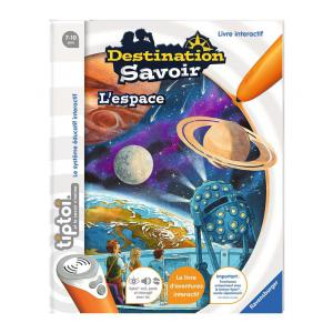Ravensburger - 00679 - Livres tiptoi® Destination Savoir - L'Espace (341242)