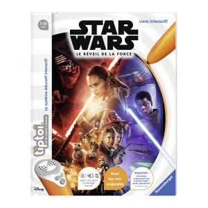 Ravensburger - 00678 - Livres tiptoi® Star Wars - Episodes VII (341244)