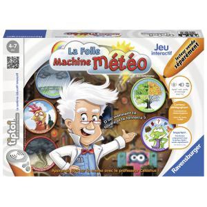 Ravensburger - 00784 - Jeux tiptoi® La folle machine Météo (341246)