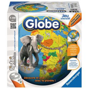 Ravensburger - 00793 - Jeux éducatifs Tiptoi - Globe interactif (341248)