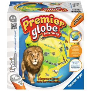 Ravensburger - 00783 - Tiptoï - Mon premier globe interactif (341250)