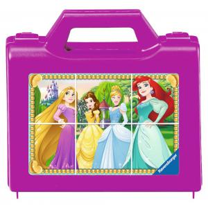 Disney Princesses - 07428 - Puzzle 6 cubes - Disney Princesses (341252)