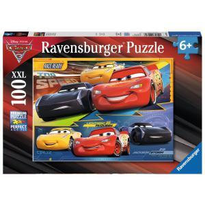 Ravensburger - 10961 - Puzzle 100 pièces XXL - Duel de champions / Cars 3 (341326)