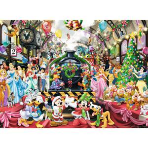 Cendrillon - 14739 - Puzzle 500 pièces - Le train de Noël Disney (341362)