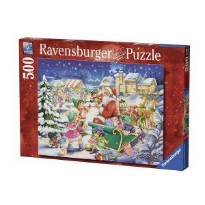 Ravensburger - 14740 - Puzzle 500 pièces - Magie de Noël EDITION NOEL (341364)