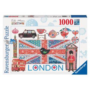 Ravensburger - 19213 - Puzzle 1000 pièces - Picadilly Circus (341372)