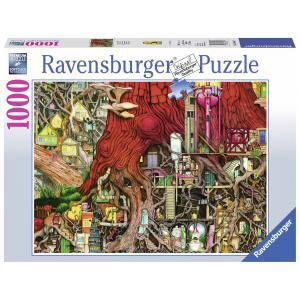 Ravensburger - 19644 - Puzzle 1000 pièces - Monde caché / Colin Thompson (341380)