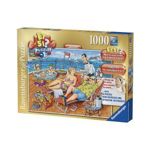 Ravensburger - 19730 - Puzzle 1000 pièces - Et si… ? La loterie (341382)