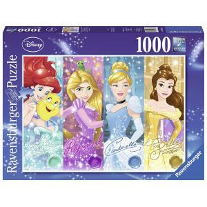 Disney Princesses - 19661 - Puzzle 1000 pièces - Oser rêver/ Disney Princesses (341386)