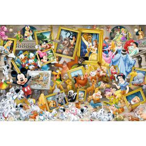 Ravensburger - 17432 - Puzzle 5000 pièces - Mickey l'artiste (341406)