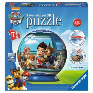 Pat'Patrouille - 12186 - Puzzle 3D rond 72 pièces - Collection classique - Pat'Patrouille (341434)