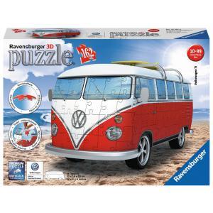 Ravensburger - 12516 - 3D Puzzle Objets 216 pièces - Volkswagen Combi T1 (341476)