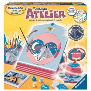 Ravensburger - 28505 - Machine Numéro d'Art - Fantastic' Atelier Numéro d'Art (341580)