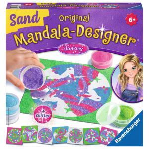 Ravensburger - 29729 - Sand mandala Fantasy (341600)