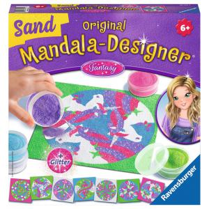 Ravensburger - 29729 - Mandala Designer® Sand - Fantasy (341600)