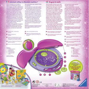Ravensburger - 18628 - Mandala Designer® Machine (341602)
